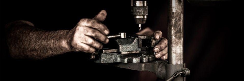 Fabricando Piezas de Maquinaria Industrial desde 1986